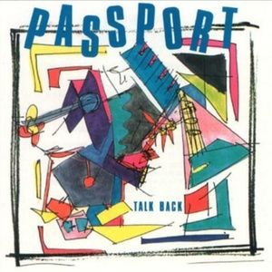 Passport Talk Back 1988 Jazz LP